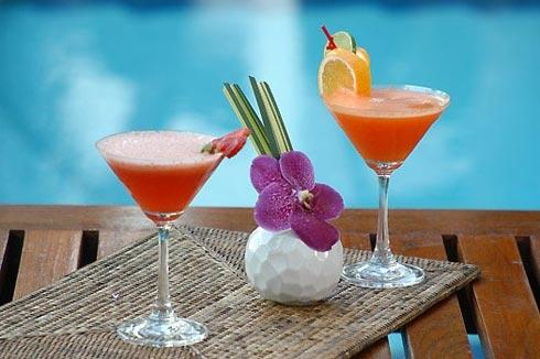 exotic cocktails