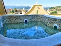 Jacuzzi whit panorama view from hotel Holiday